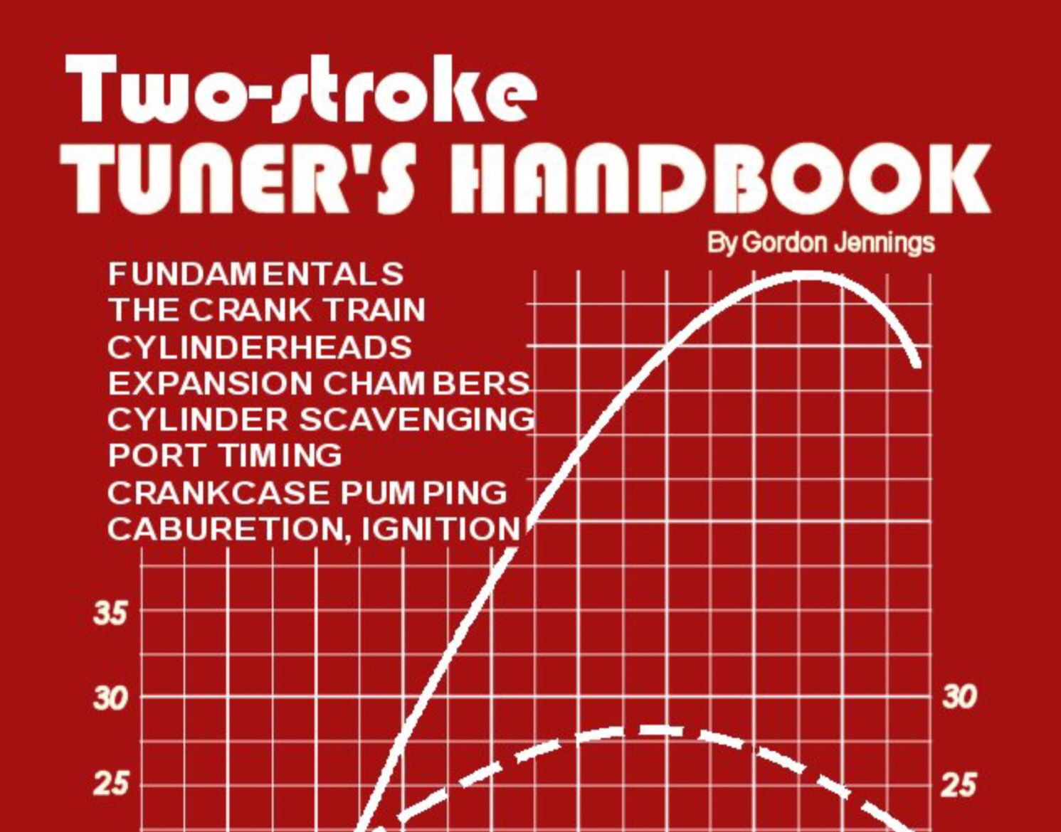 Gordon Jenning's Two Stroke Tuners Handbook