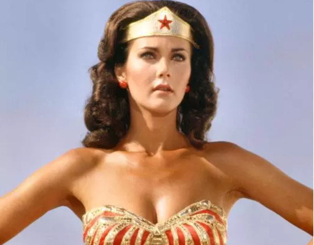 Kolumne: Wonder Woman – Lynda Carter