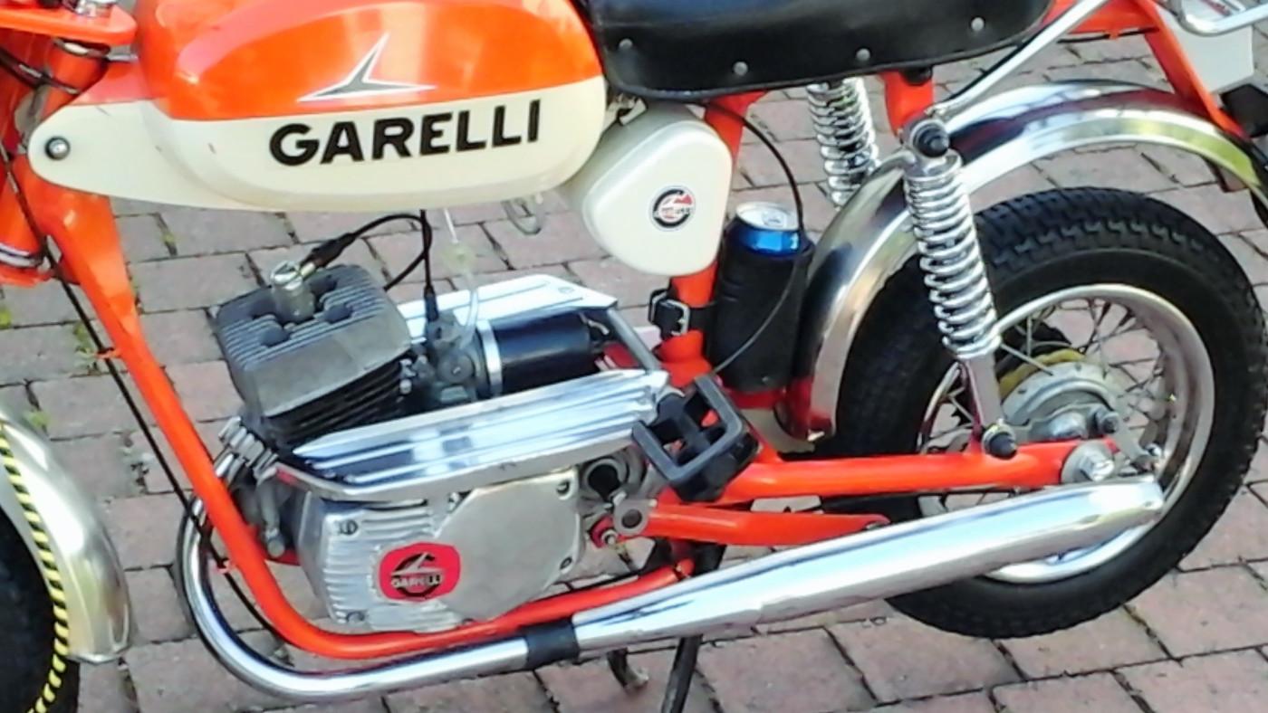 Garelli Bonanza 25