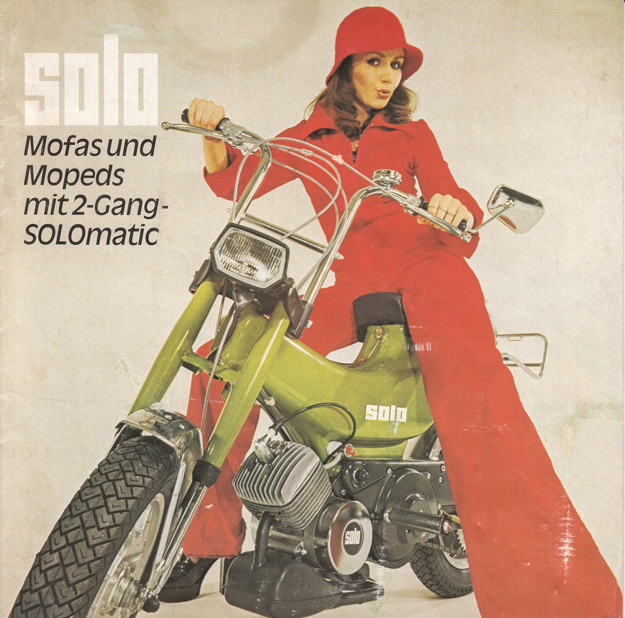 Solo Mofa 725 und Moped 726