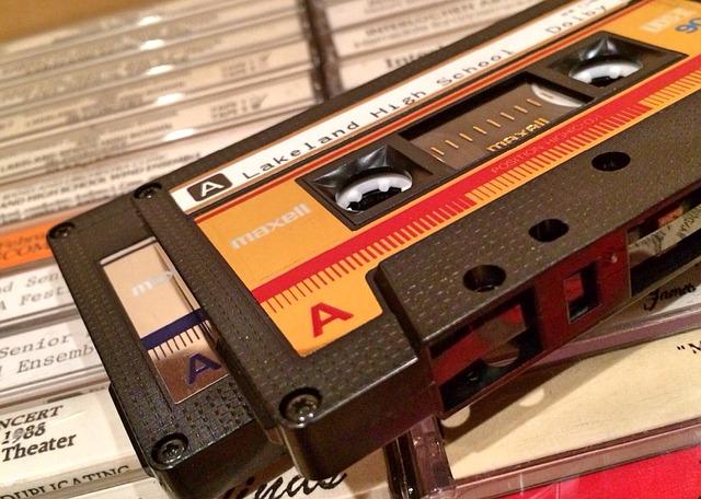 Kolumne: Die Musikkassette
