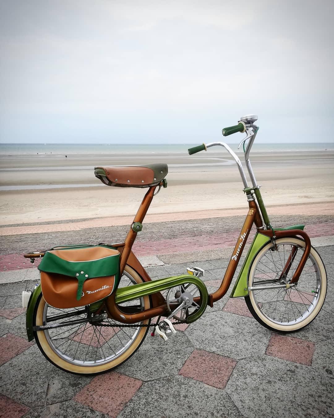 Duemila Klapprad/Faltrad von 1965