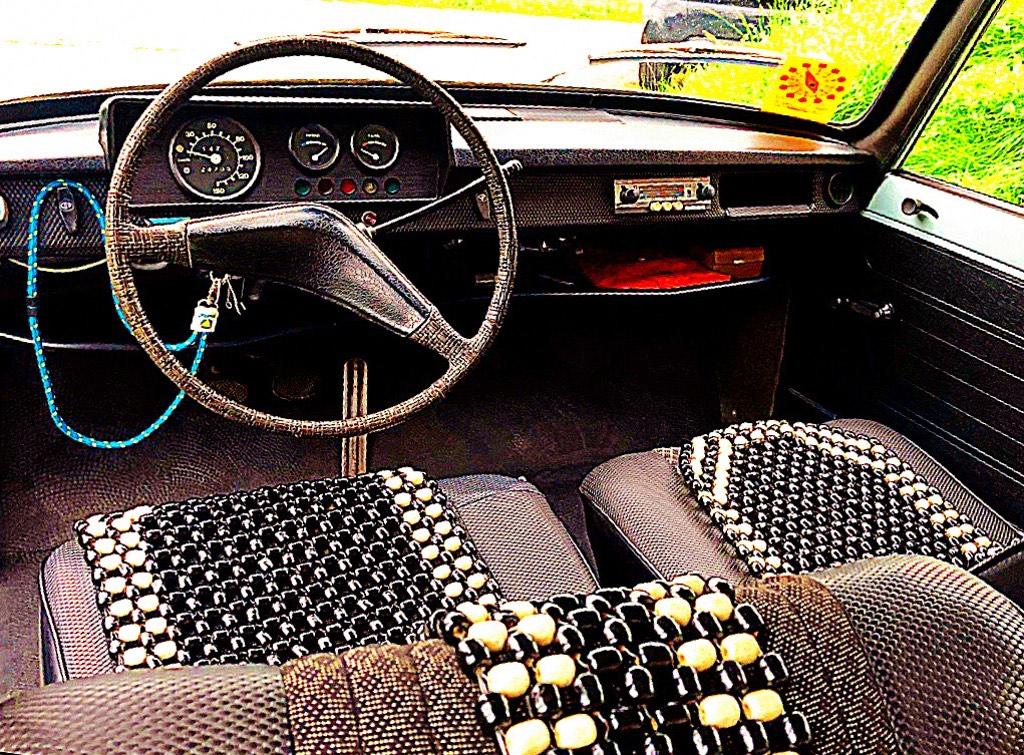 Wartburg 353 Deluxe von Stefan aus der Schweiz