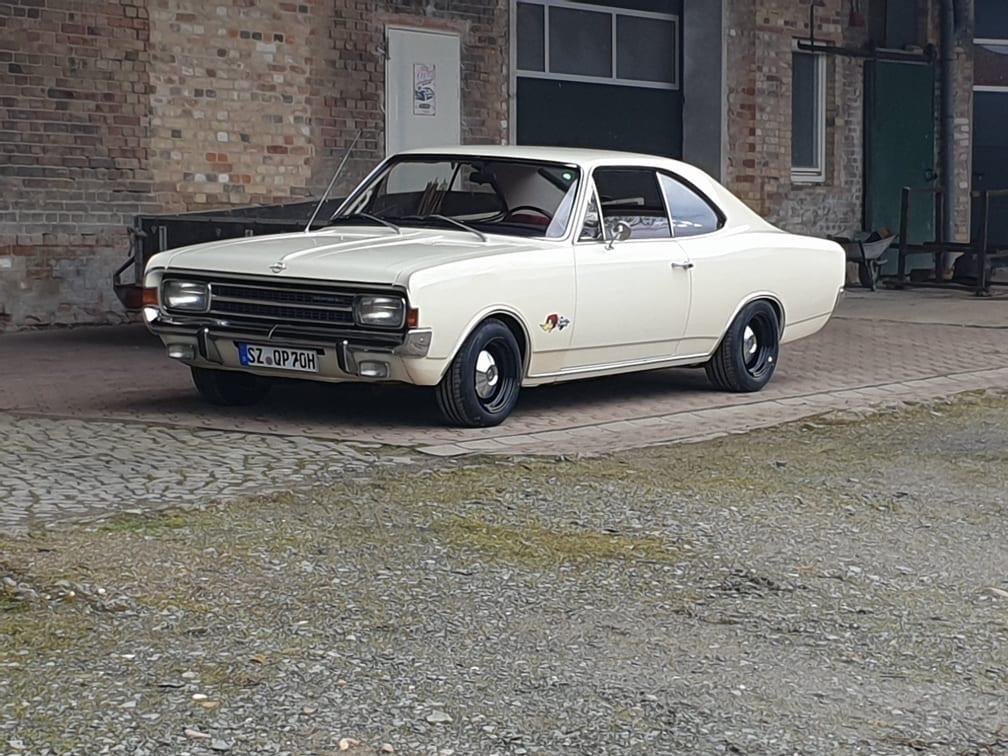 Opel Rekord C Coupe von Jens