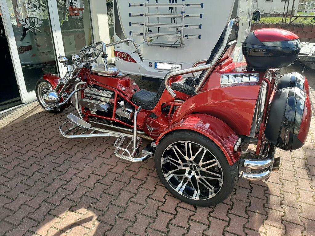 """V8 Trike von """"Punky"""""""