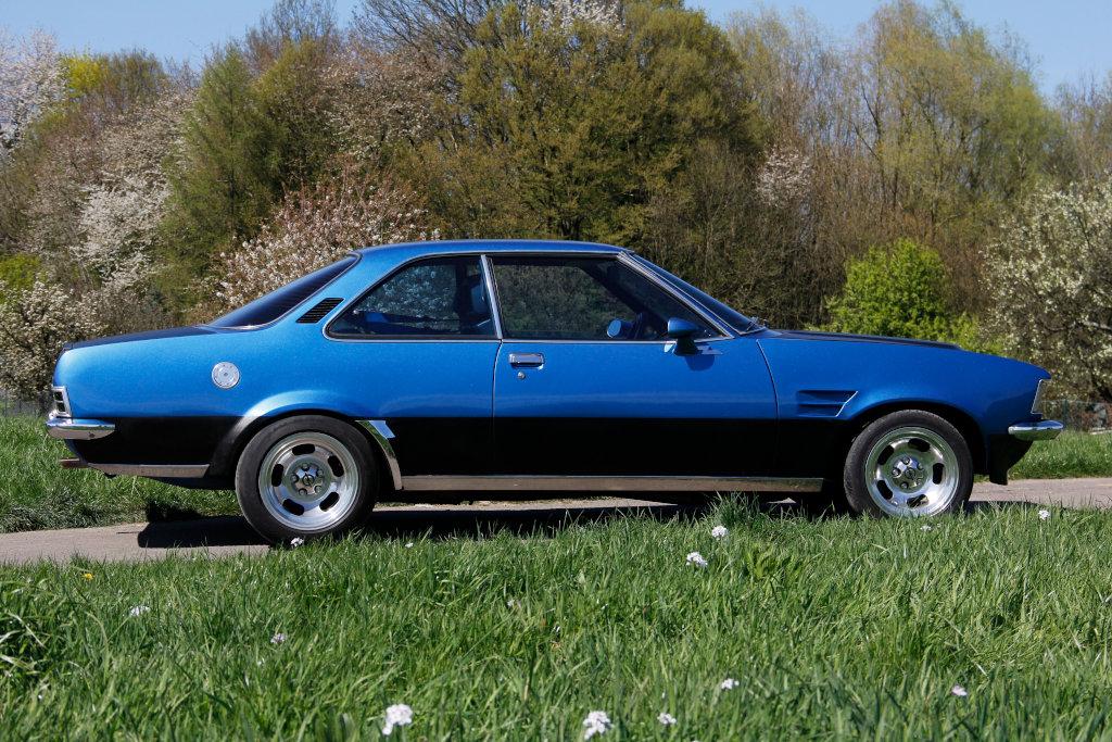 Wunderschönes Opel Commodore B Coupe von Peter