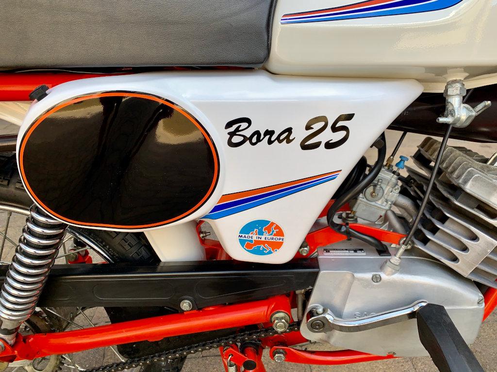 KTM Bora 25 und Hercules Supra Enduro von Bernd