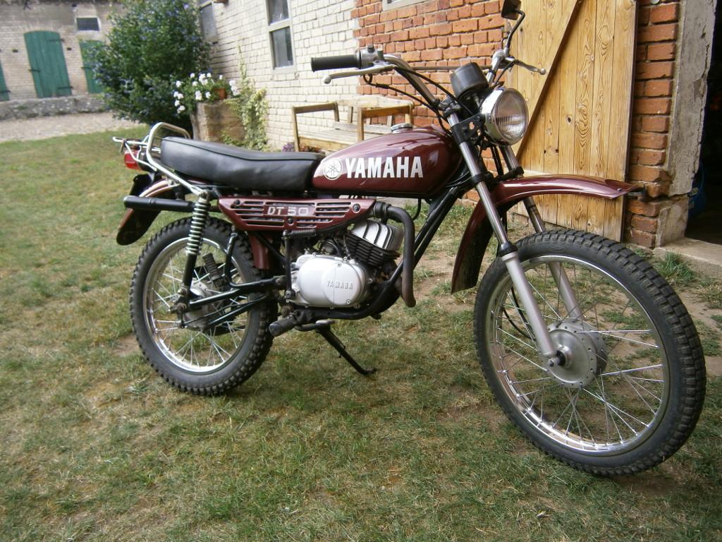 Yamaha DT50M von Holger