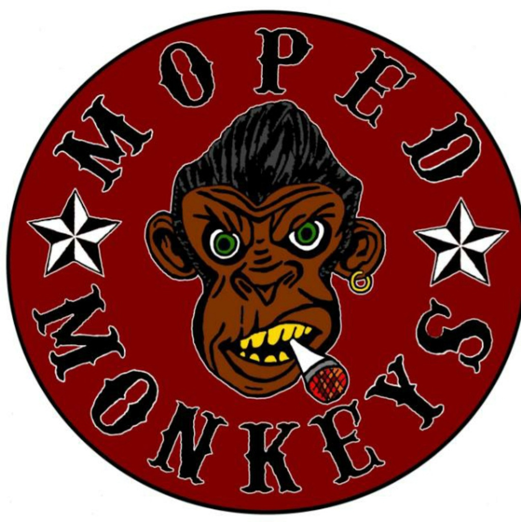Die Moped Monkeys aus Mönchengladbach