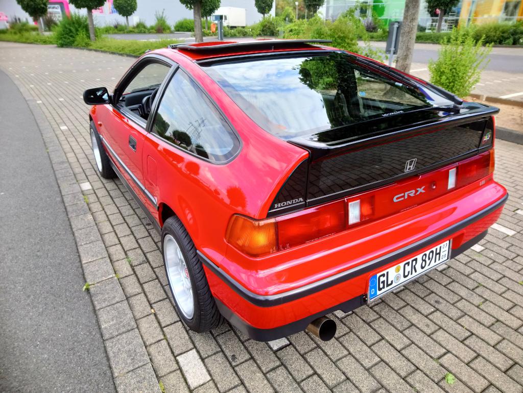 Wunderschöner Honda CRX von Reinhold