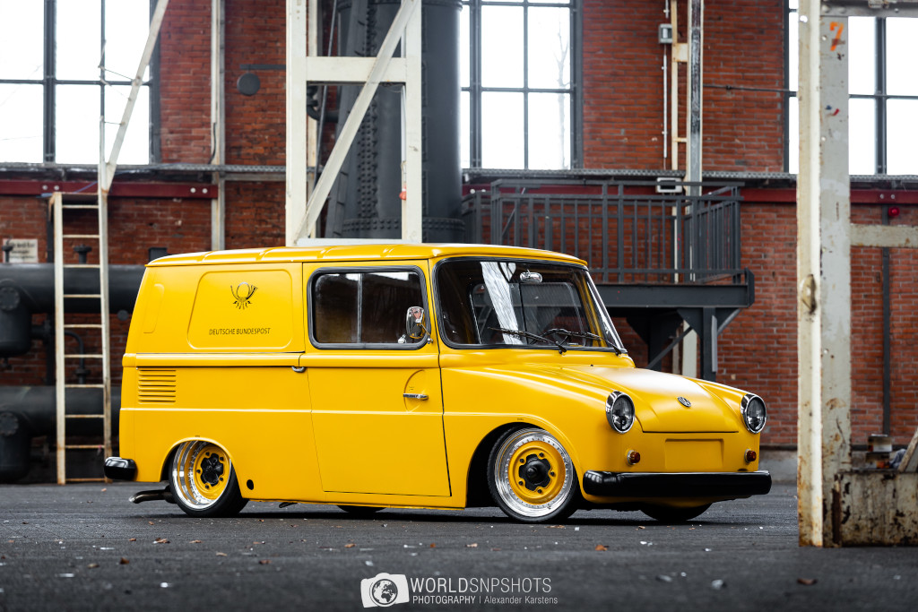 Ein ganz besonderer VW Fridolin