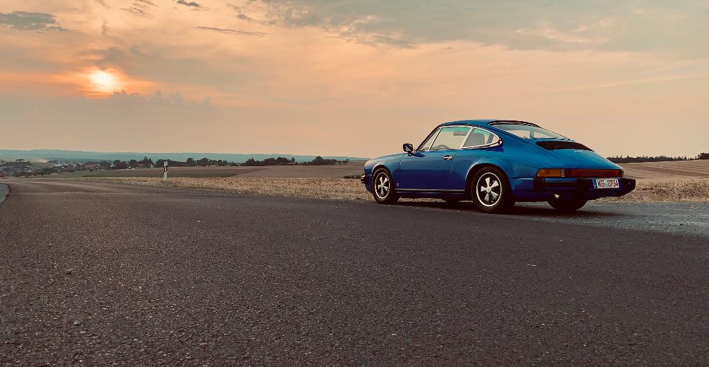 Traum-Porsche 911 von Bernd