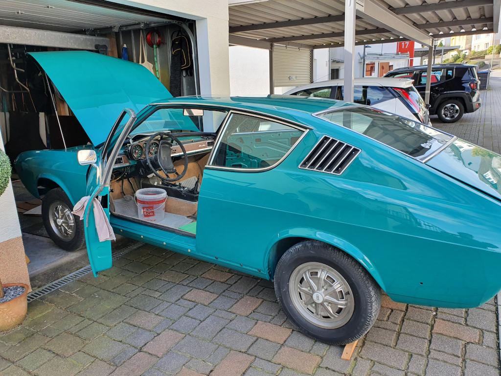 Audi 100 Abt Coupe S