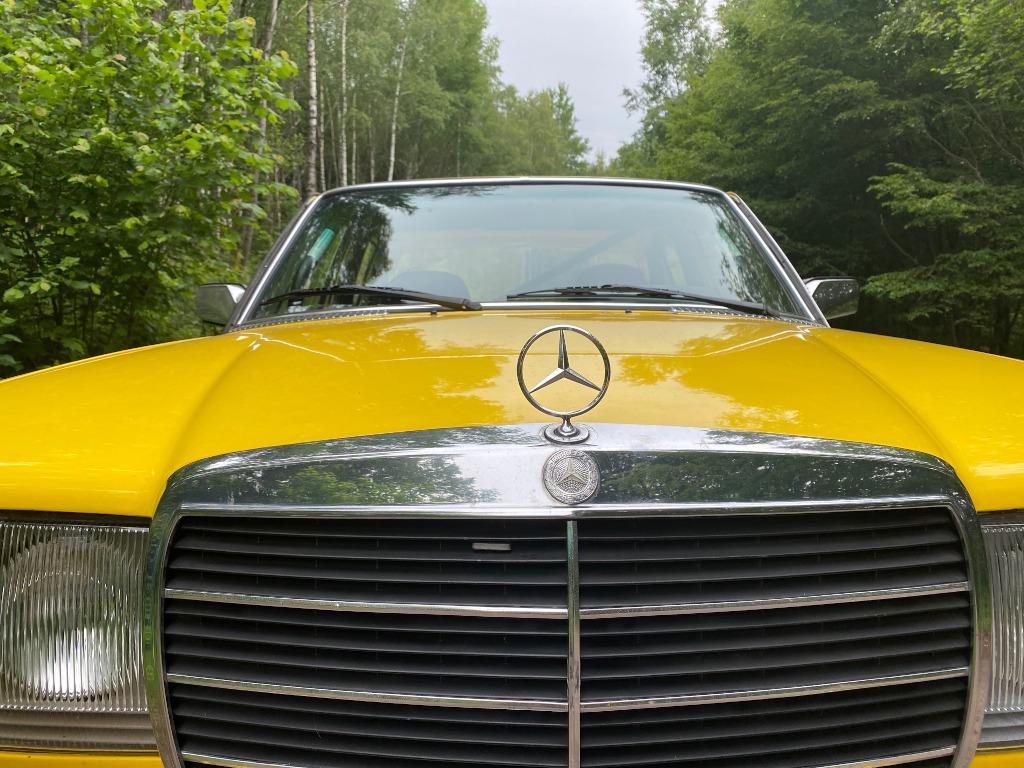 Ein sehr spezielles Taxi von Sascha