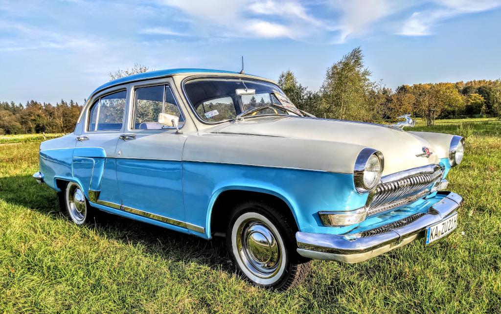 Ein Auto für die Ewigkeit – GAZ Wolga M21 von Dirk