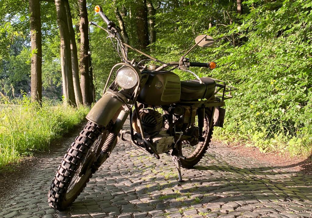 Hercules K 125 BW von Mika